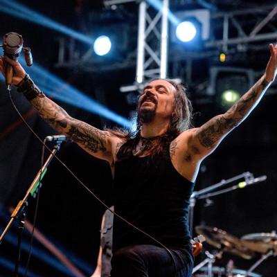 Amorphis @ Metalhead Meeting 2015