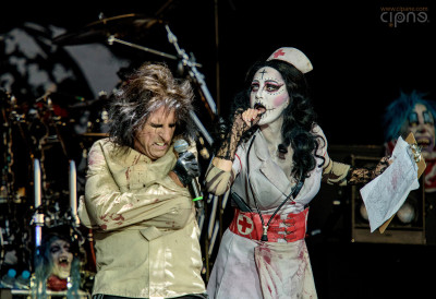 Alice Cooper - 19 iunie 2015 - Hellfest Open Air, Clisson, France