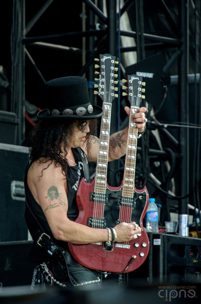 Slash - 20 iunie 2015 - Hellfest Open Air, Clisson, France