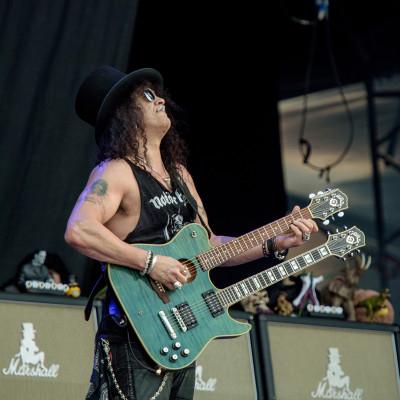 Slash @ Hellfest Open Air 2015