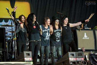 Slash - 20 iunie 2015 - Hellfest Open Air, Clisson, France