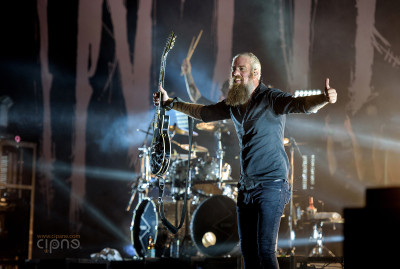 In Flames - 21 iunie 2015 - Hellfest Open Air, Clisson, France