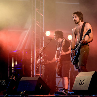 Truckfighters - 19 iunie 2015 - Hellfest Open Air, Clisson, France