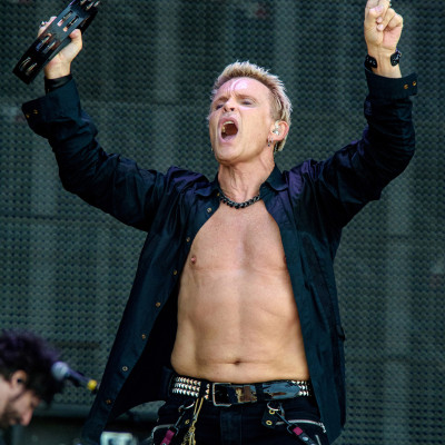 Billy Idol @ Hellfest Open Air 2015