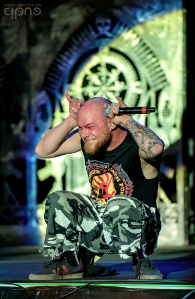 Five Finger Death Punch - 19 iunie 2015 - Hellfest Open Air, Clisson, France
