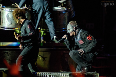 Slipknot - 19 iunie 2015 - Hellfest Open Air, Clisson, France
