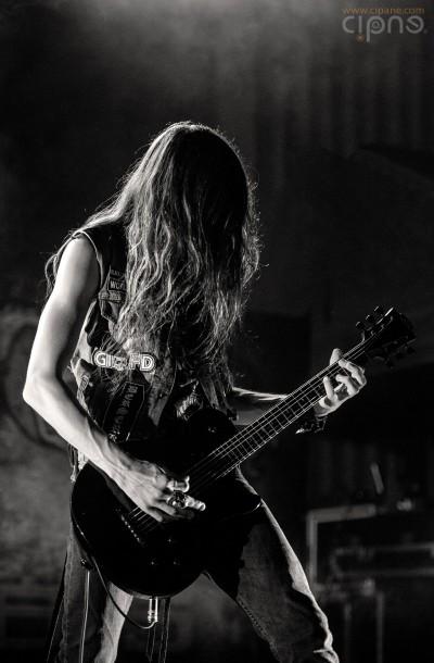 Black Label Society - 27 iulie 2015 - Arenele Romane, București