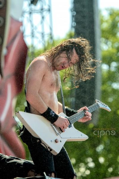 Airbourne - 20 iunie 2015 - Hellfest Open Air, Clisson, France