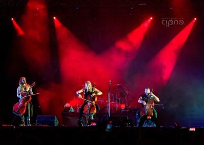 Apocalyptica - 1 august 2015 - ArtMania Festival, Sibiu
