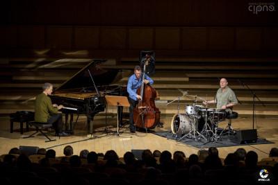 Brad Mehldau Trio - 26 noiembrie 2015 - Sala Radio, București