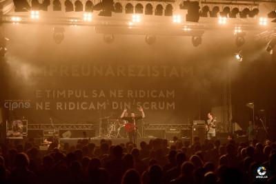 Sophisticated Lemons - #ImpreunaRezistam - Concert caritabil pentru victimele #Colectiv - Arenele Romane, București - 14 noiembrie 2015