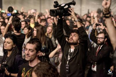 Video - #ImpreunaRezistam - Concert caritabil pentru victimele #Colectiv - Arenele Romane, București - 14 noiembrie 2015