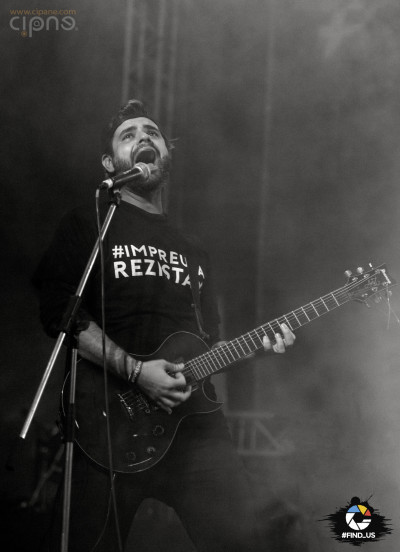 Breathelast - #ImpreunaRezistam - Concert caritabil pentru victimele #Colectiv - Arenele Romane, București - 14 noiembrie 2015
