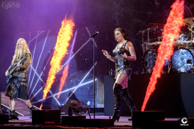 Nightwish - 21 iunie 2015 - Hellfest Open Air, Clisson, FranceNightwish - 21 iunie 2015 - Hellfest Open Air, Clisson, France
