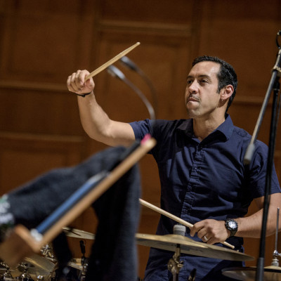 Antonio Sanchez @ Sala Radio