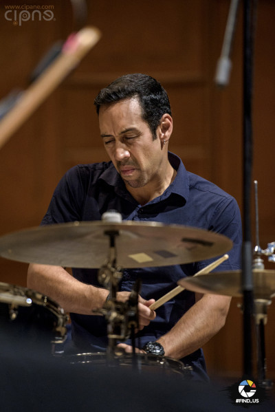 Antonio Sanchez - 6 decembrie 2015 - Sala Radio, București
