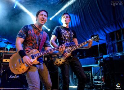 Stelele Rockului Românesc - Trooper - 16 aprilie 2016 - Arenele Romane, București