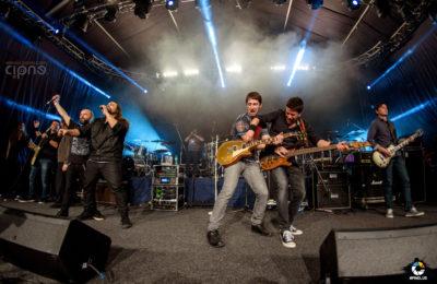 Stelele Rockului Românesc - Trooper & Nicu Covaci - 16 aprilie 2016 - Arenele Romane, București