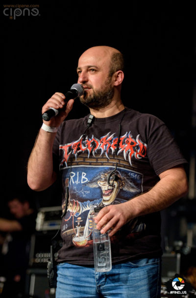 Stelele Rockului Românesc - 16 aprilie 2016 - Arenele Romane, București
