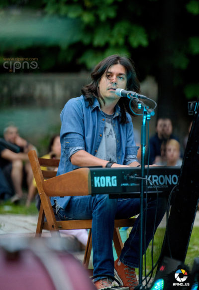 byron - 15 mai 2016 - Grădina Enescu, București