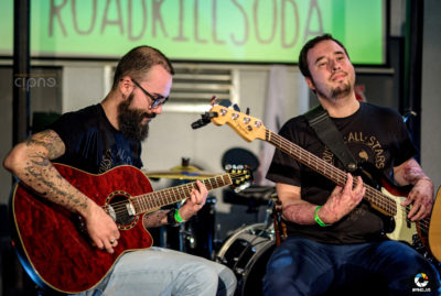 Acoustic All Stars II - 25 mai 2016 - Club Fire, București