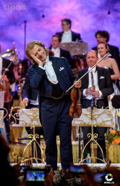 André Rieu - 11 iunie 2016 - Piața Constituției, București