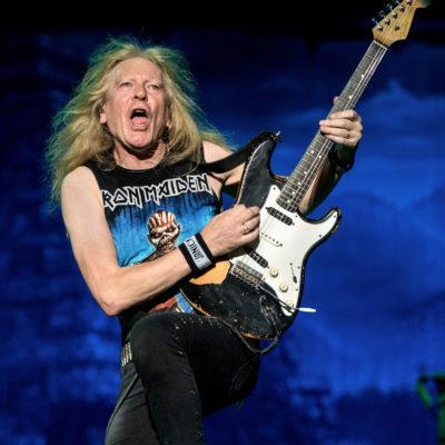 Iron Maiden @ Piața Constituției 2016