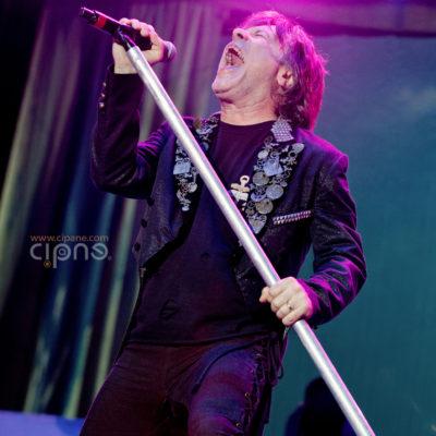Iron Maiden @ Piața Constituției 2013