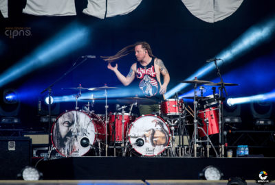 Shinedown - 17 iunie 2016 - Hellfest Open Air, Clisson, France