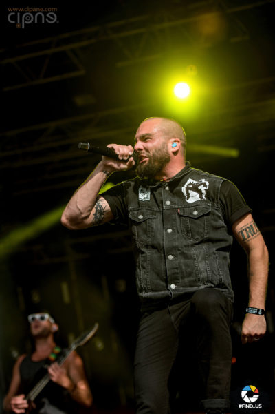 Killswitch Engage - 17 iunie 2016 - Hellfest Open Air, Clisson, France