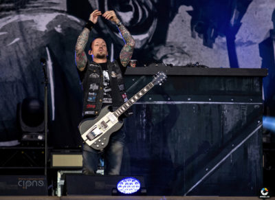 Volbeat - 17 iunie 2016 - Hellfest Open Air, Clisson, France
