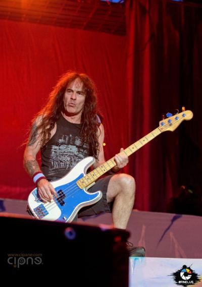 Iron Maiden - 24 iulie 2013 - Piața Constituției, București