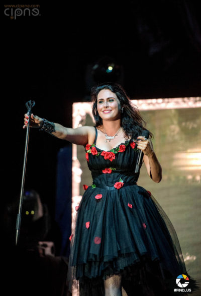 Within Temptation - 3 septembrie 2016 - Arenle Romane, București