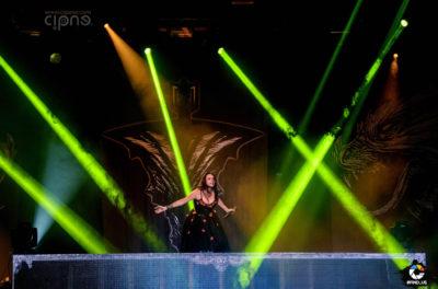 Within Temptation - 3 septembrie 2016 - Arenle Romane, București