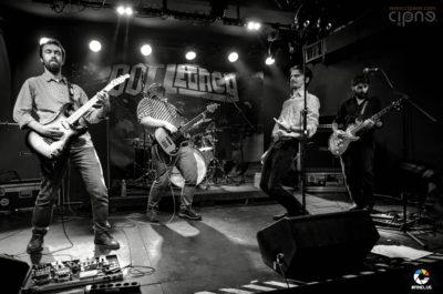 Wooldozer - 12 octombrie 2016 - Club Fabrica, București