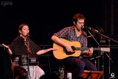 Dan Byron & Luiza Zan - 1 noiembrie 2016 - Arenele Romane, București