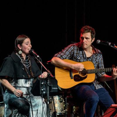 Dan Byron & Luiza Zan @ Arenele Romane