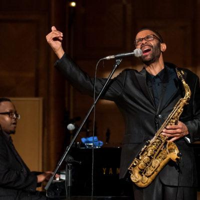 Kenny Garrett Quintet @ Sala Radio