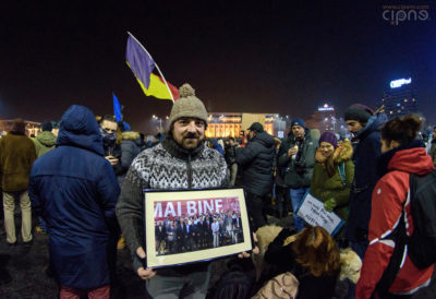 1 februarie 2017 - București