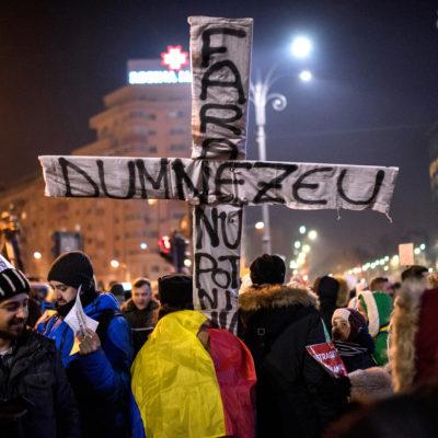 Proteste – 3 februarie 2017