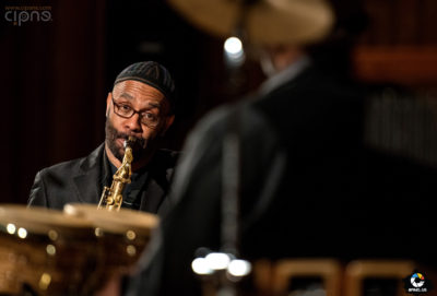 "Kenny Garrett ""Do your dance"" - 23 februarie 2017 - Sala Radio, București"