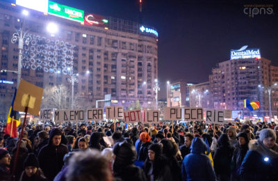 3 februarie 2017 - București
