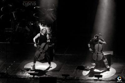 """Apocalyptica """"Plays Metallica by Four Cellos"""" - 6 aprilie 2017 - Sala Palatului, București"""