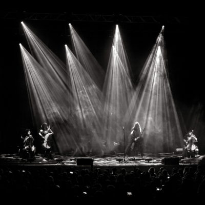 "Apocalyptica ""Plays Metallica by Four Cellos"" @ Sala Palatului"