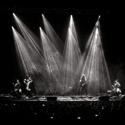"""Apocalyptica """"Plays Metallica by Four Cellos"""" @ Sala Palatului"""