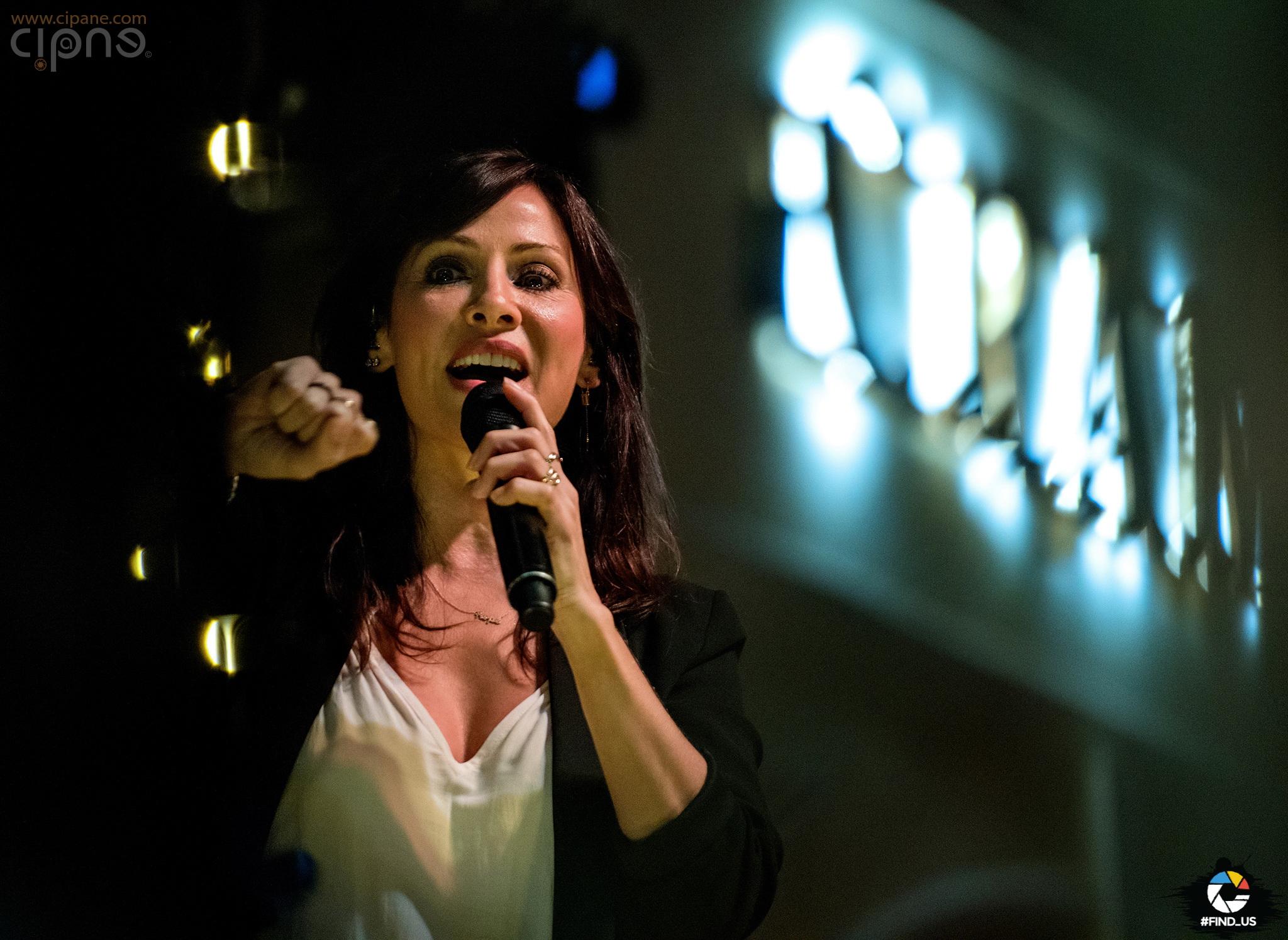 Natalie Imbruglia @ Berăria H