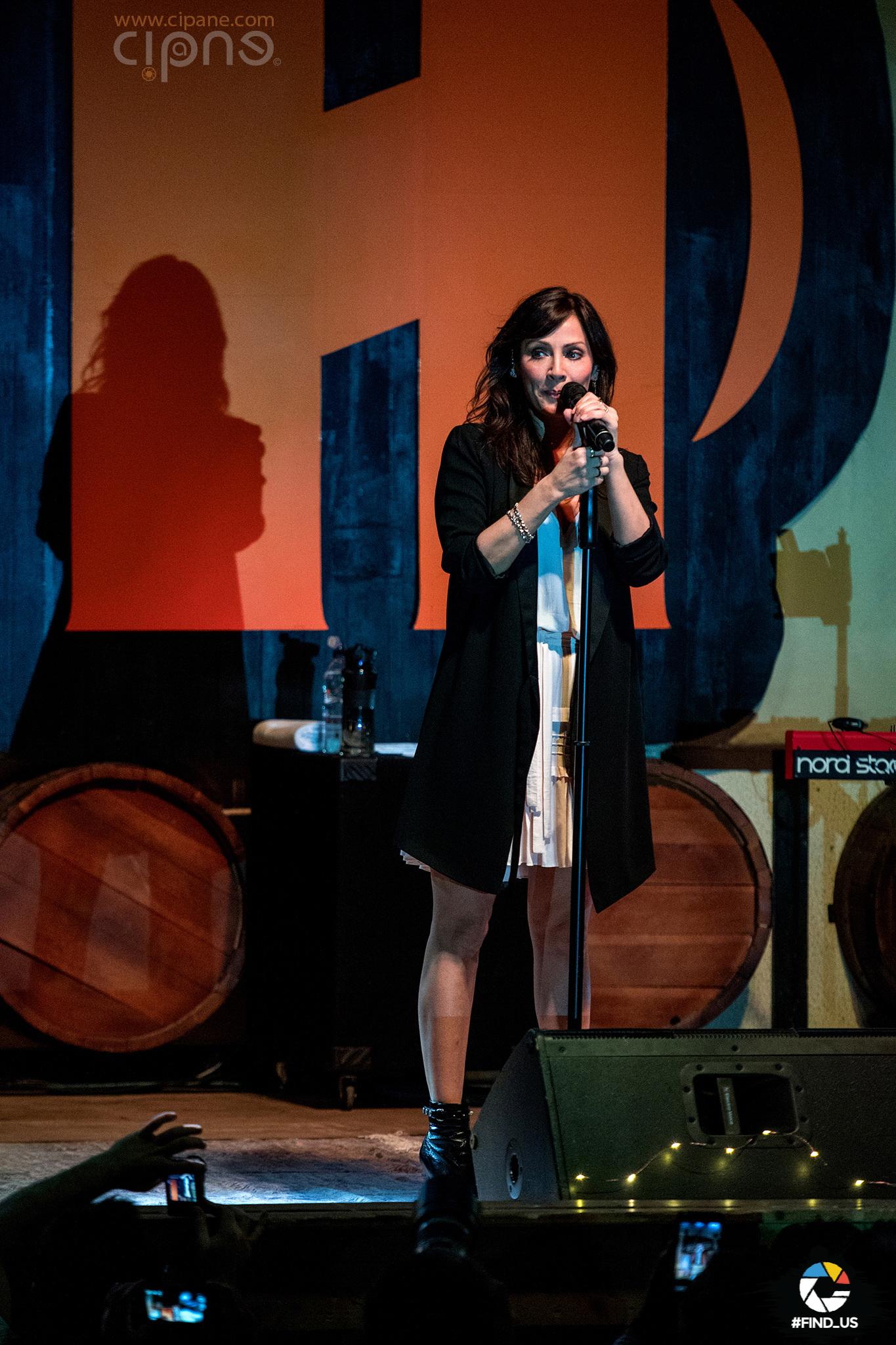 Natalie Imbruglia - 29 aprilie 2017 - Berăria H, București