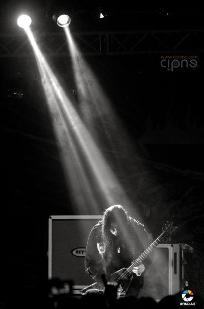 Arch Enemy - 20 septembrie 2017 - Quantic Pub, București