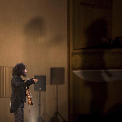 Ara Malikian - 7 noiembrie 2017 - Sala Palatului, București