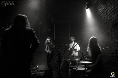 The Myrrors - 31 ianuarie 2018 - Club Control, București